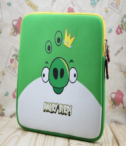 Pig King Neoprene iPad Sleeve