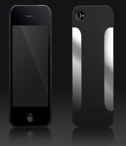 More Thing Para Blaze Collection Black iPhone 4 Case