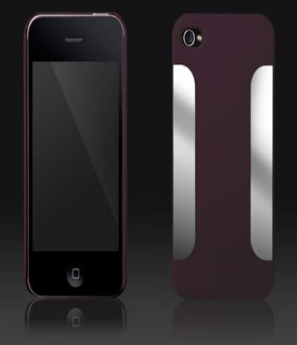 More Thing Para Blaze Collection Burgundy Red iPhone 4 Case
