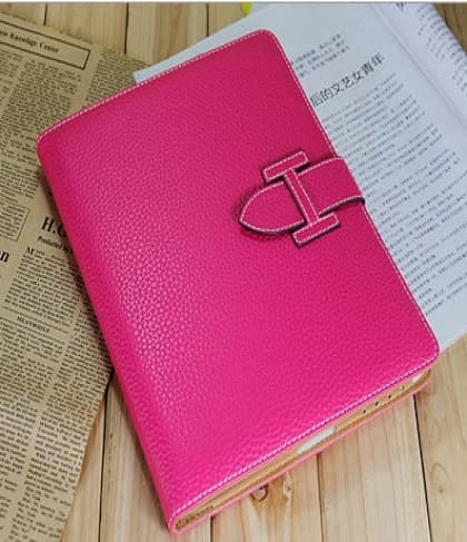 iPad Designer Cover Pink