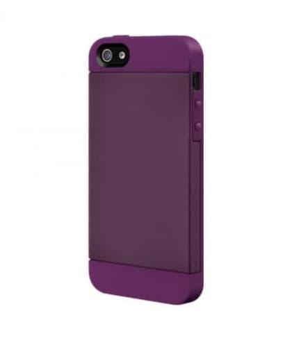 Switcheasy TONES Dark Purple Case For iPhone 5