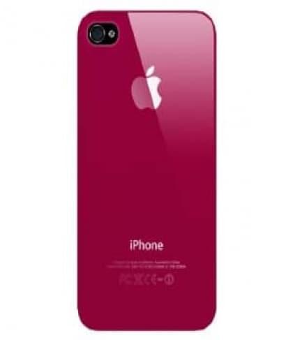 Luminosity Red Rose iPhone 4 4S