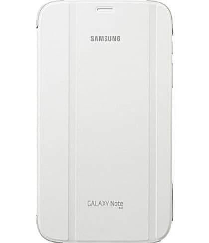 Samsung Galaxy Note 8.0 Book Cover White
