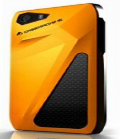 CaseMachine Sesto for iPhone 5 5s Yellow