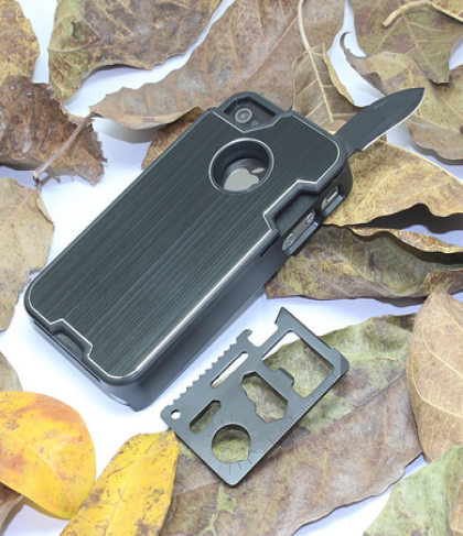 Tool Storage Multi Tool Case for iPhone 4 4S