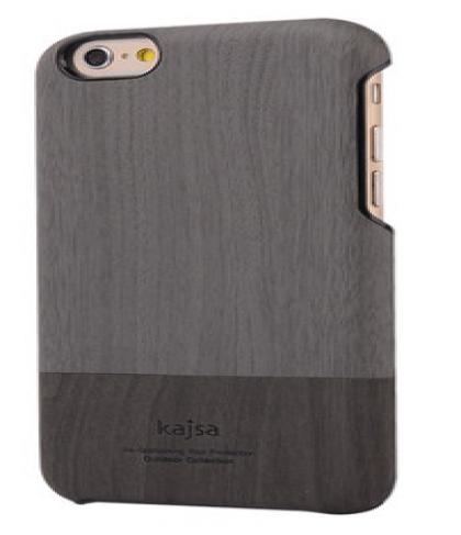 Kajsa Elegant Wooden Slider Case for iPhone 6 6s Plus