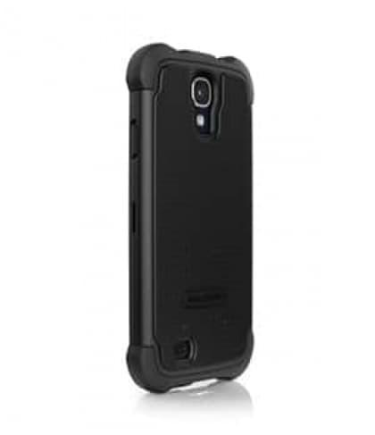 Ballistic Shell Gel for Samsung Galaxy S4 Black Black