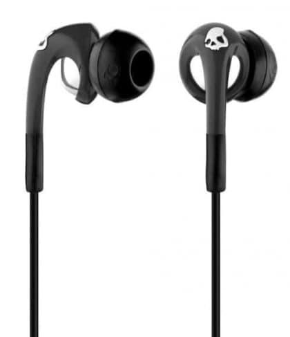 Skullcandy Fix In Ear Black Chrome