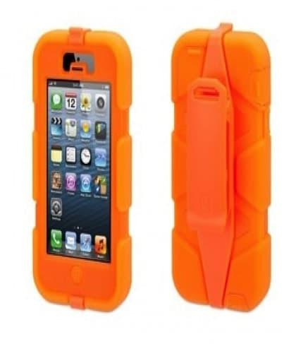 iPhone 5 Survivor Orange
