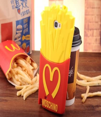 French Fry Case for Galaxy Note 2