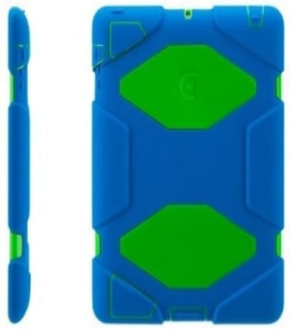 Griffin Survivor Blue Green for iPad 2, iPad 3 and iPad (4th Gen)