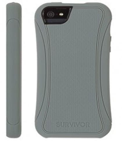 Griffin Explorer (Survivor Slim) for iPhone 5 Grey