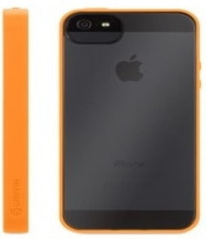 Reveal Case for iPhone 5 5S Fluoro Orange