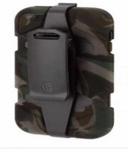 Griffin Survivor for iPod touch 5G (5th gen.) Hunter Camo