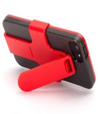 Griffin FastClip Armband for iPhone 5 5s Red