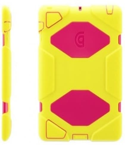 Griffin Survivor Citron Pink for iPad 2, iPad 3 and iPad (4th Gen)