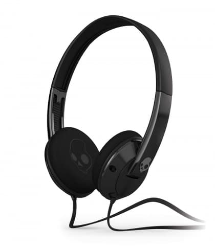 Skullcandy Uprock Black Headphones