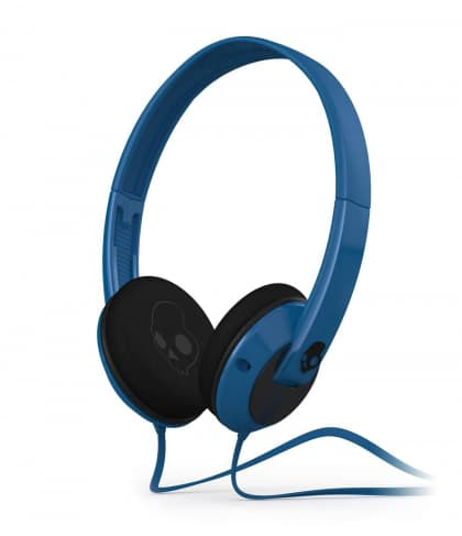 Skullcandy Uprock Blue Black Headphones