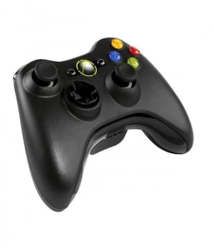 Microsoft Wireless Controller - Xbox 360 - Black - NSF-00001