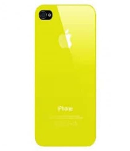 Luminosity Yellow iPhone 4 4S