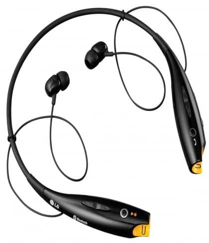 LG HBS-700 Bluetooth Stereo Headset Black