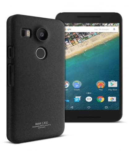 Ultra Thin With Rubber Coated Grip for Nexus 5X