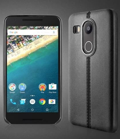 Ultra Thin With Rubber Coated Grip for Nexus 6P