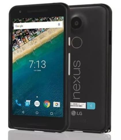 Premium Metal Bumper Case for Nexus 6P