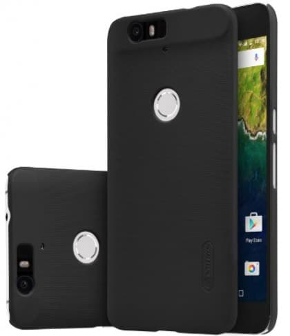 Easy to Grip Nillkin Rubber TPU Case for Nexus 6P