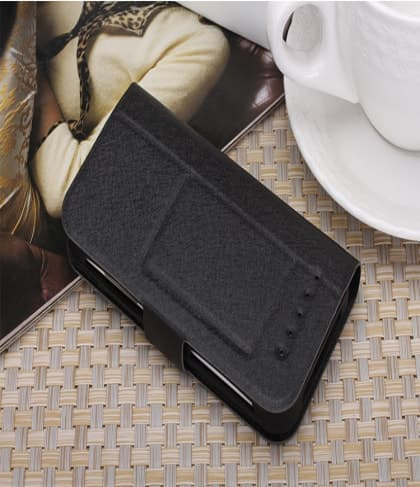 Card ID Holder Wallet Case For Galaxy S6 Active