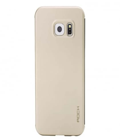 Rock Clear View Ultra Thin Flip Case for Galaxy S6 Edge