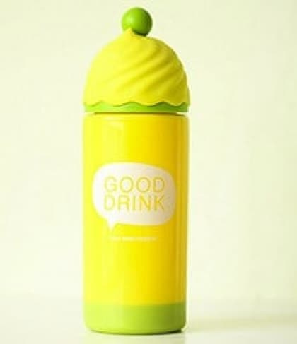 Cute Portable Good Drink Ice Cream Shape Tumbler