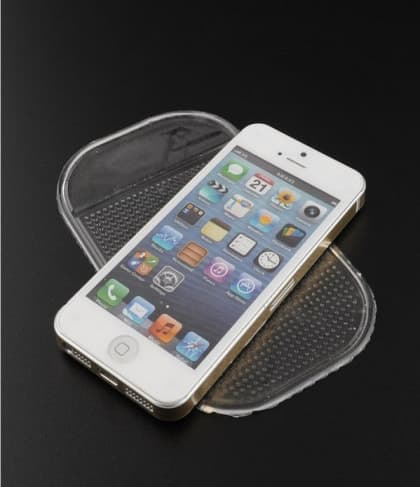 Grippy Pad Phone Car Holder